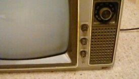 Lolytron 1980's portable tv bought new by seller retro