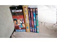 Grey's Anatomy Seasons 1-9