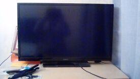 Hitachi 32in LED TV