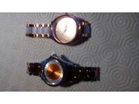 3 x LBYVR Ladies watches