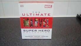 marvel the ultimate super hero collection
