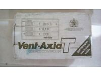 Vent axia t_series control unit.