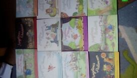 Angelina ballerina book set x12