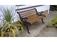 Quality Garden Bench