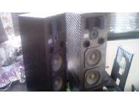 Vintage Goodmans speakers