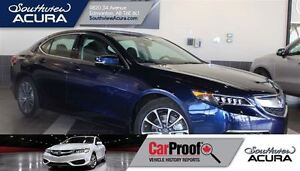 2015 Acura TLX Elite | Finance from 0.9% Extended Acura Warranty