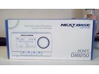 NEXTBASE ADAPT DAB 250 (BRAND NEW, BOX STILL SEALED)