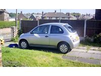 Nissan micra s lovely car