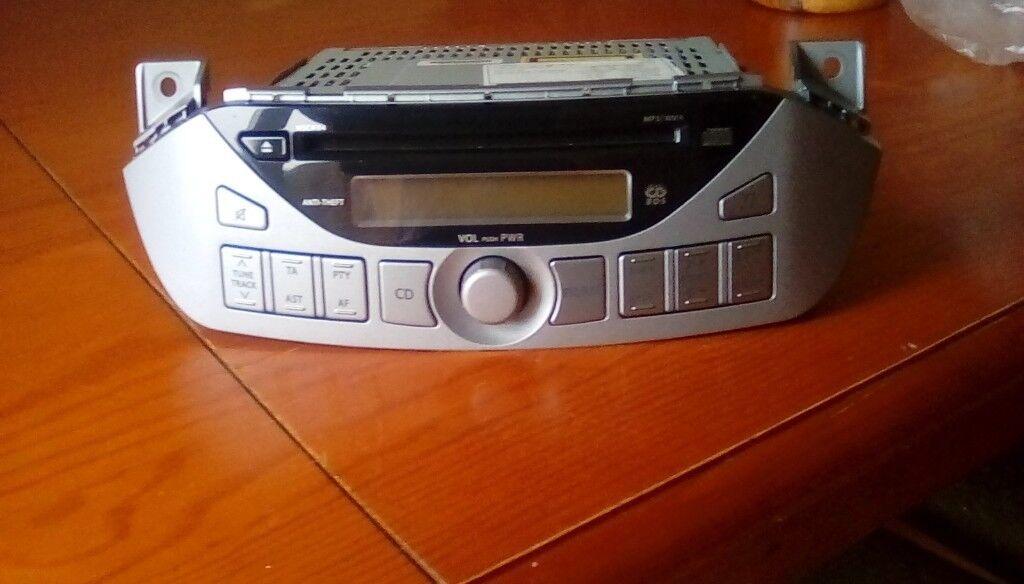 Suzuki alto radio cd