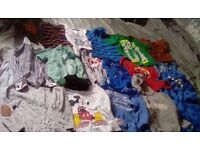 clothes bundle 4-5 years boys