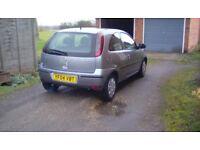 2004 Vauxhall Corsa Energy 1.3 CDTI
