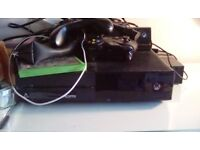 Xbox one with 2 pads