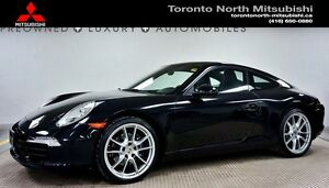 2012 Porsche 911 Carrera (M7) NO ACCIDENT