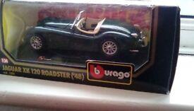 Jaguar toy car