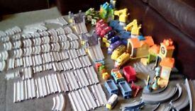 Chugginton train bundle boys toys