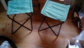 Fishing/camping stools