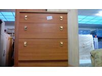 Chest of drawers #29417 £30