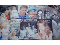 Royal family magazines