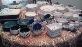 Denby stoneware tableware