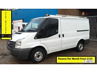 Ford Transit 2.2 300, Mileage 107, 1 Owner - Direct From BT, Full Service History, 1 Year MOT
