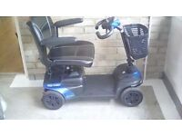 mobility scooter and power chair