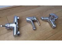 3 mixer tap bodies