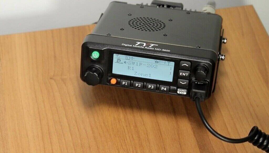 TYT MD-9600 Dual band dmr / analogue mobile radio uk codeplug