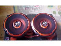 Brand new edge ed206 car speakers