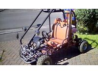 Atv buggy,90cc automatic.Reduced