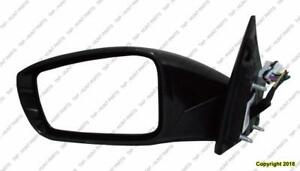 Door Mirror Power Driver Side Heated With Signal Hyundai Sonata 2011-2014