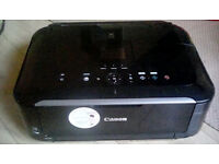 Canon Pixma wireless printer
