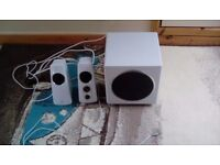 Loud Speakers With Base £60