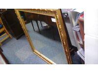 Large ornate mirror #30994 £50