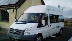 Ford transit campervan 3 berth, good condition. REDUCED for quick sale