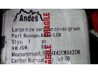 Andes caravan cover