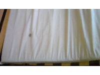 fold up double guest bed