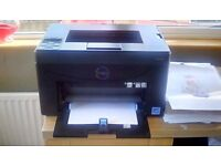Dell printer and toners