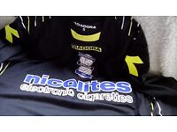 Blues gooal keeper top