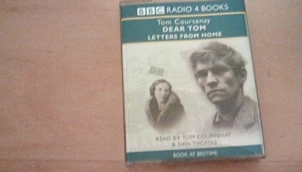 Dear Tom Letters from home - Audio tape