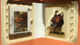 FRODO - Tolkien LOTR / Lord of the Rings, Burger King figure, complete, 2001