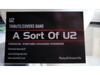 A Sort Of U2 require a new Singer. - Bournemouth