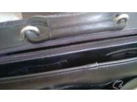 Hi Grade leather laptop briefcase