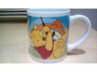 Childs Winnie the pooh mug