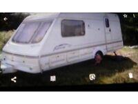 Swift 2002 Fairway 470 - 2 Berth Touring Caravan For Sale