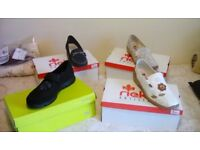 Selection shoes/slippers size 6 prices from five pounds