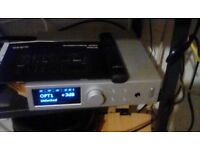 Audiolab m-dac dac and headphone amplifier unboxed excellent condion