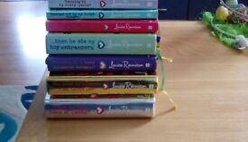 7 books by Louise Rennison, suitable for early teen girls