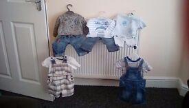 0-3 months baby bundles EX condition boy & girls
