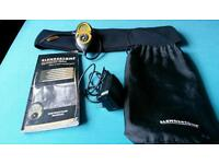 Slender tone System Abs complete with full instructions, pads, charger and bag.