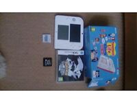 Nintedo 2DS with pokemon and tomadatchi life pre installed